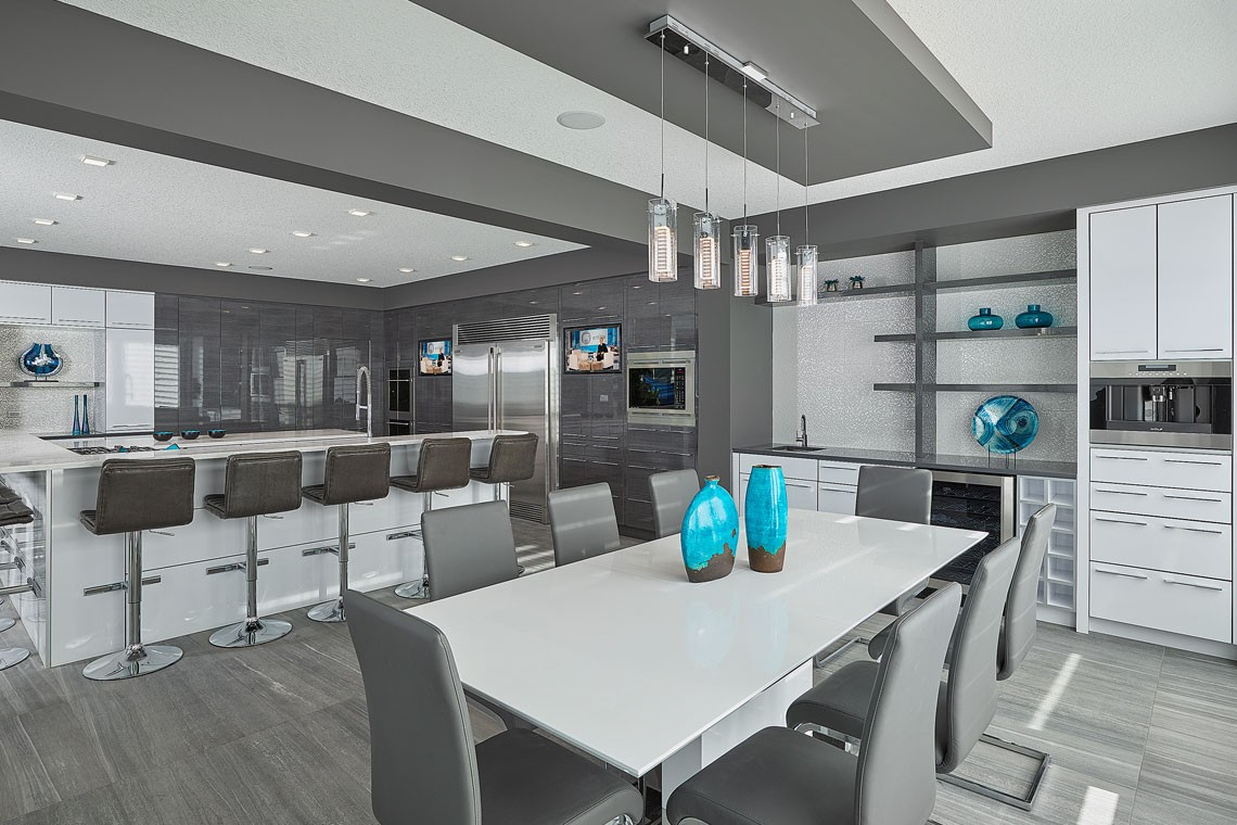 Color Finish Ltd. Edmonton, painting, renovations, luxury homes, repainting,